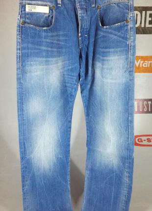 Мужские джинсы g-star w33l32