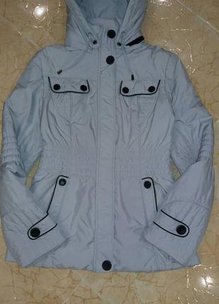 Куртка на синтепоне тонкие