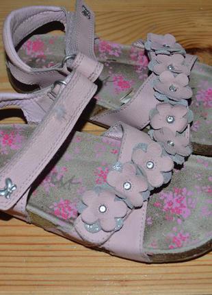 Суперові босоніжки для дівчинки Next 714745ab083b2