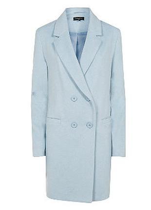 Пальто-бойфренд new look