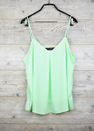 Красивая зеленая блуза от dorothy perkins