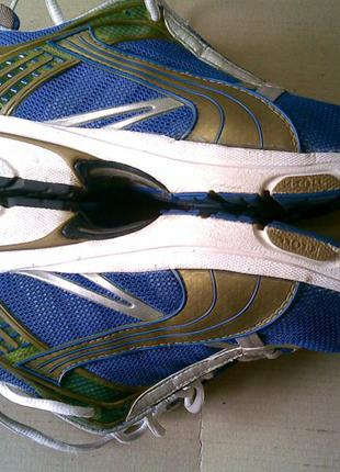 Фирменные кроссовки бег puma 25 см 38-39 р-р