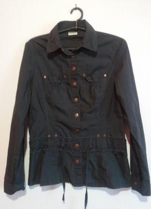 Стильная рубашка- пиджачок