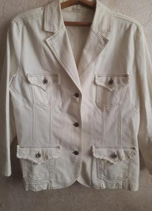 Пиджак джинсовый 52-54pp