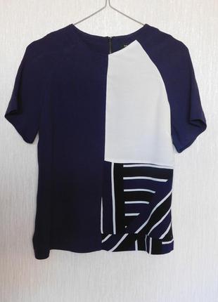 Блуза/блузка в принт от new look