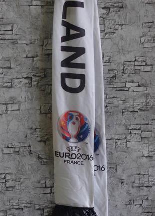 Футбольный шарф, евро 2016, германия c&a