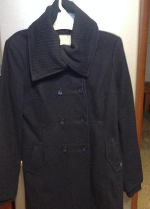 Пальто шерстяное бренда onli