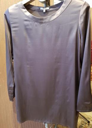Шелковая блуза
