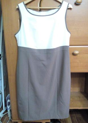 Платье футляр для офиса