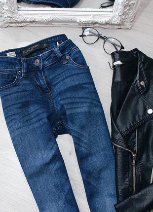 Стильные джинсы скини next