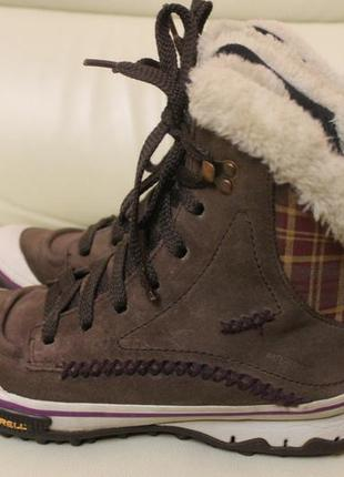 Класні черевики merrell1