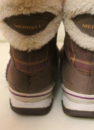 Класні черевики merrell4