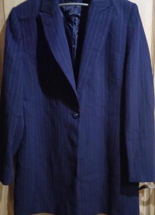 Деловой пиджак фирма klass