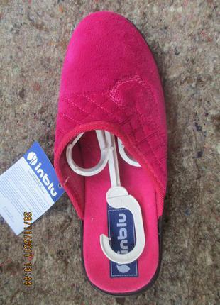 Тапки, тапочки, домашняя обувь. inblu.