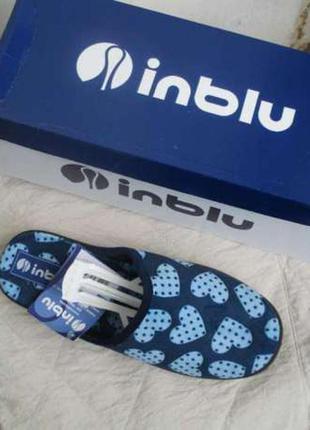 Тапочки, домашняя обувь.inblu.