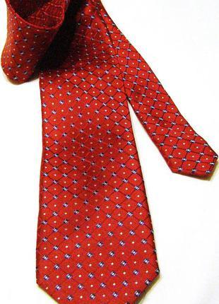 Шикарный галстук nautica шёлк
