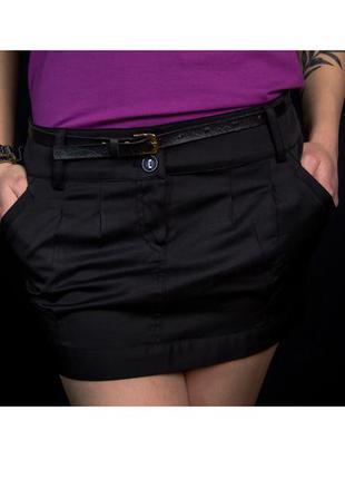 Новая мини-юбка la&b&la 2 цвета