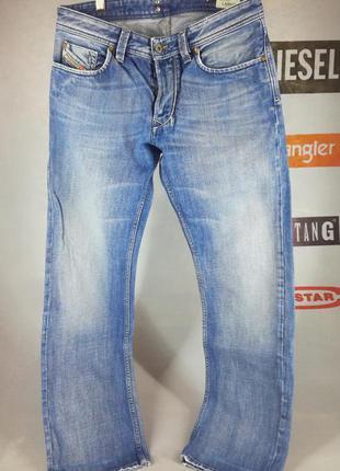 Мужские джинсы diesel w33l32 (левис,левайс)