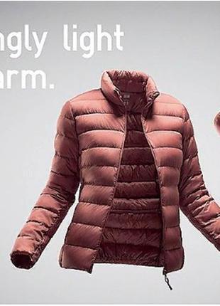 Куртка на пуху uniqlo оригинал