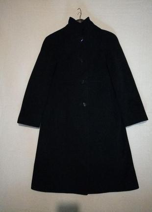 Пальто ellentracy 70%шерсть 10%кашемир