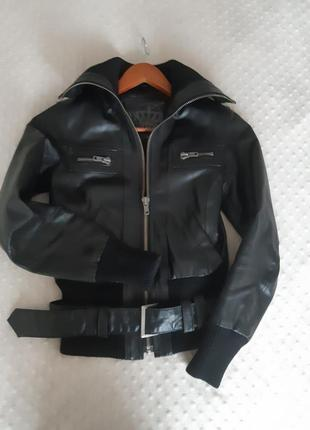 Куртка 100% кожа