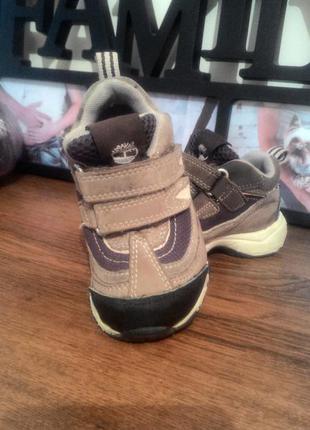Timberland ботинки кроссовки gore-tex 23 размер детские