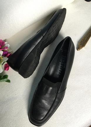 Туфли кожаные schneider ортопедические