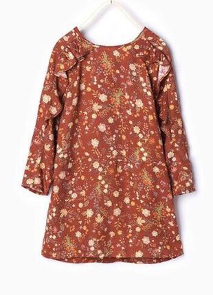 Платье zara, 140 см
