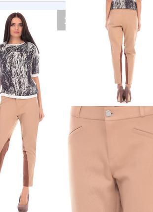 Штаны ✓ zara, размер м/28 , крутой крой! новые с биркой✓