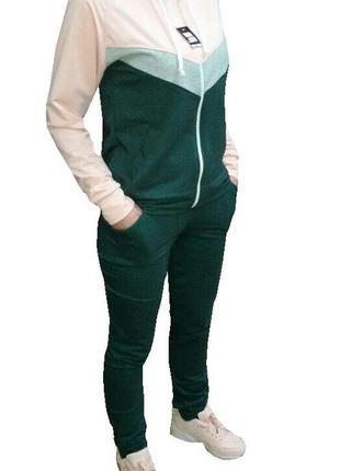Трикотажный костюм