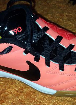 Nike t90 футзалки