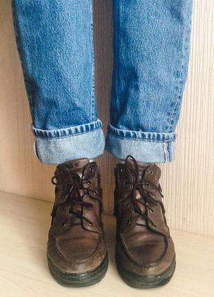 Удобнейшие ботиночки фирмы timberland
