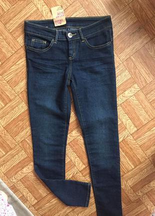 Джинсы kiabi, джинсы узкие , джинсы