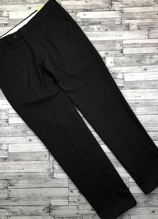 Мужские классические брюки, костюмные штаны