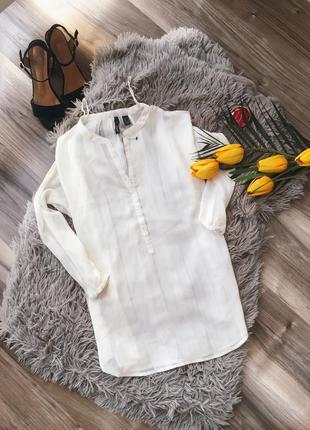Блуза -рубашка mango