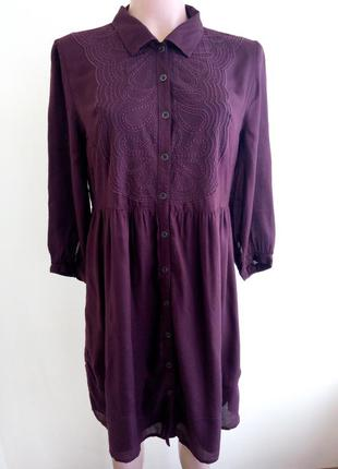 Платье вискоза 100% f&f p.l (12)