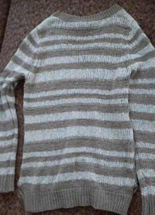 Пуловер mango2 фото