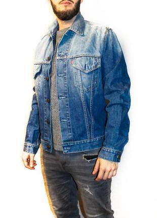 Крутая джинсовка levis жакет