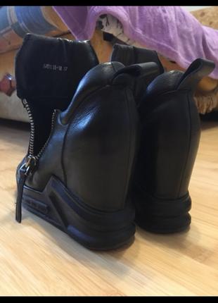 Сникерс ботинки