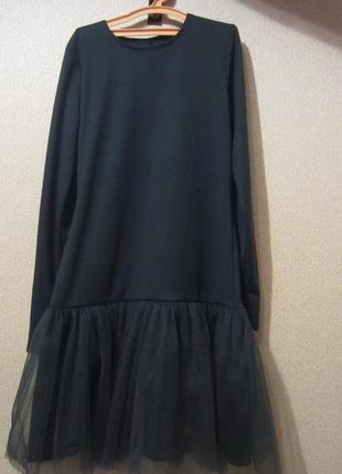 Платье ребека с евро сеткой