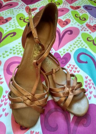 Туфли для бальных танцев dansport