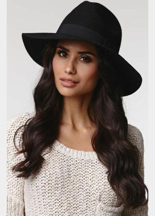 Шляпа bershka широкополая