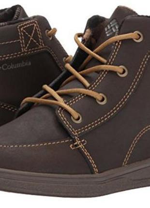 Ботинки columbia (деми)