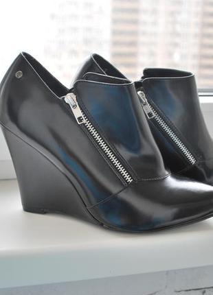 Ботинки ботильоны kookai