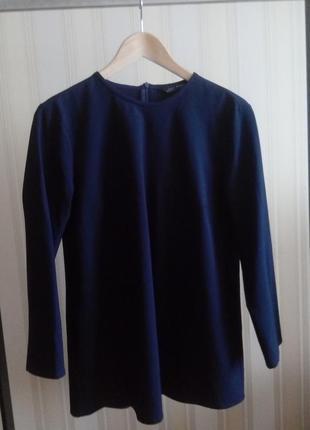 Блуза с длиным рукавом