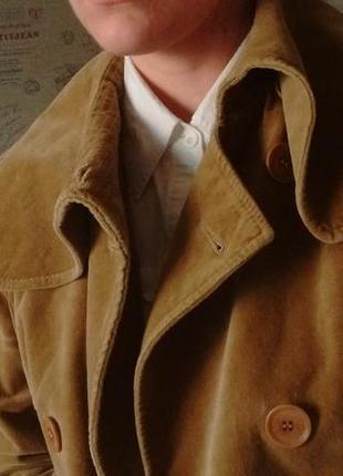 Пальто karen millen велюр.