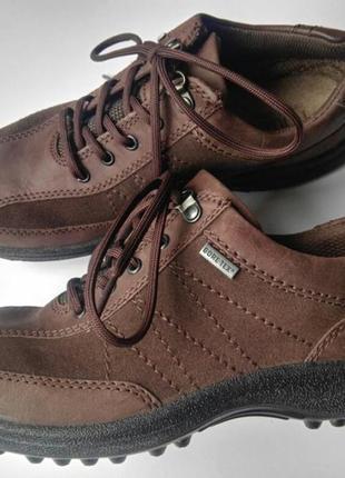 Ботинки hotter comfort concept gore-tex