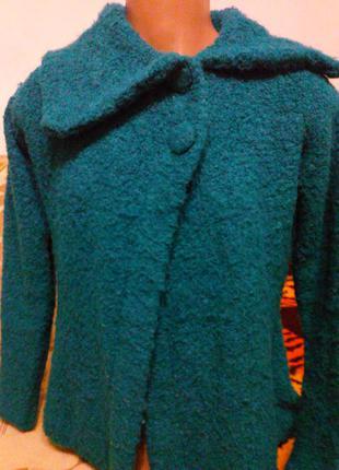 🧥акция до 1.02 💥 новый кардиган - пальто очень теплый на весну от ewm pure classics