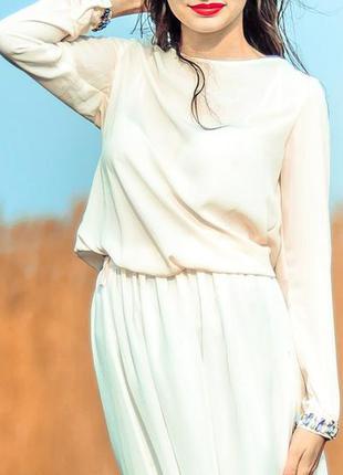 Шикарная блуза mohito