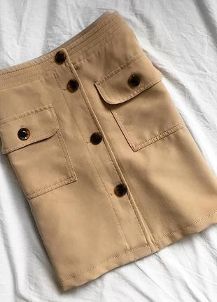 Женская юбка-трапеция от dorothy perkins